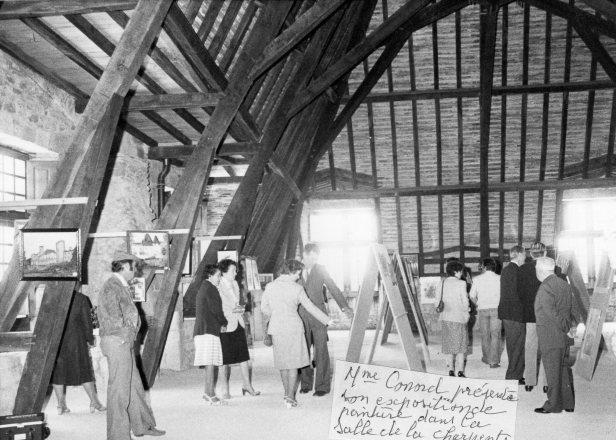juin 1980 expo peinture Mme Conord (5)