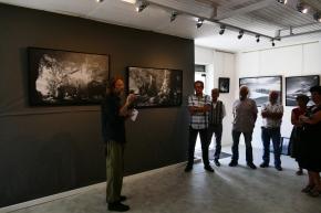 2016 07 18 Exposition Arbre en lumière galerie Vue d içi (1)