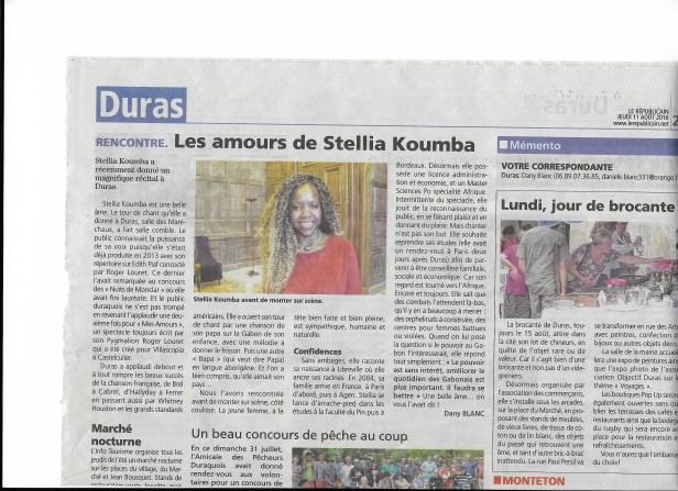 Stellia Koumba