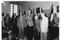 mairie-de-duras-1994-mr-bordier-seul-poilu-survivant-de-la-guerre-14-18