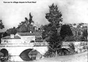 Duras21 le Pont neuf et vue sur le village copie
