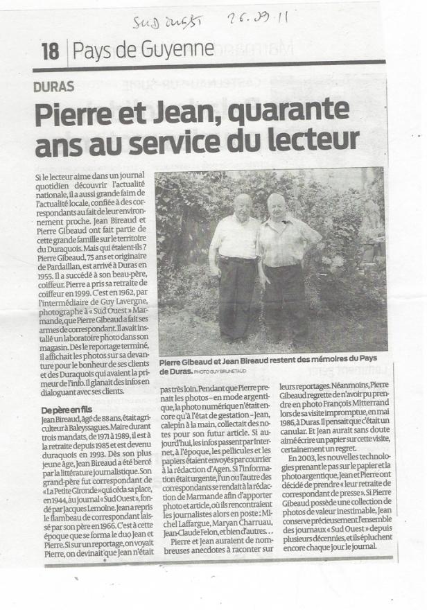 Pierrot et Jean