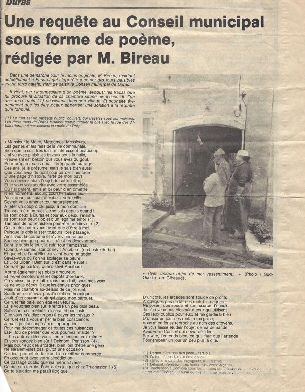 Requette P Bireau