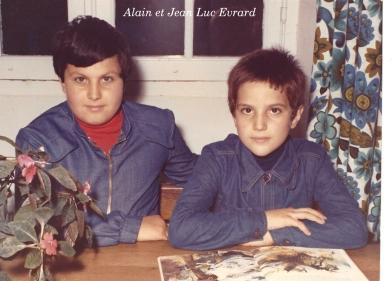 Alain et Jean Luc Evrard
