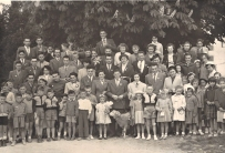 Fête de l'agneau 1955