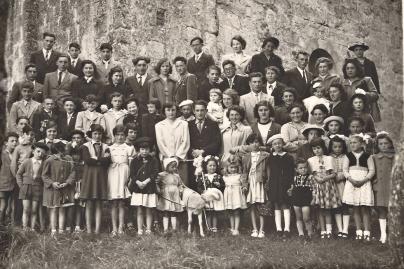Fête de l'agneau1952
