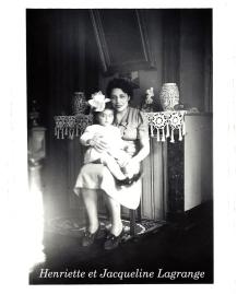 Henriette et Jacqueline Lagrange copie